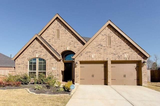 205 Climbing Oaks Place, Montgomery, TX 77316 (MLS #86001835) :: The Sansone Group