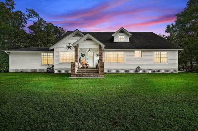 26520 Circle H Street, Splendora, TX 77372 (MLS #86006063) :: The Home Branch