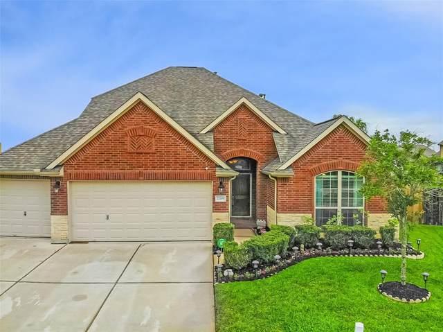 22419 Limestone Crest Lane, Katy, TX 77449 (MLS #86008367) :: The SOLD by George Team