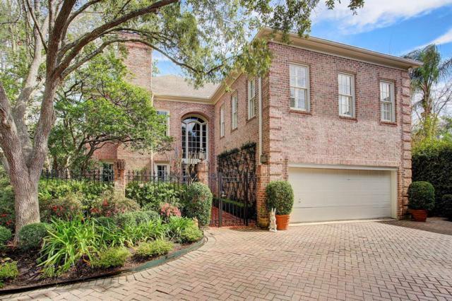 28 W West Oak Drive, Houston, TX 77056 (MLS #8601144) :: The Home Branch