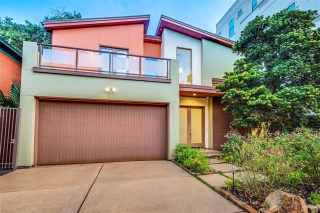 317 W Pierce Street, Houston, TX 77019 (MLS #86011527) :: Giorgi Real Estate Group
