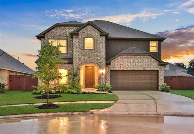 25206 Dewstone Way, Porter, TX 77365 (MLS #8601286) :: The Home Branch
