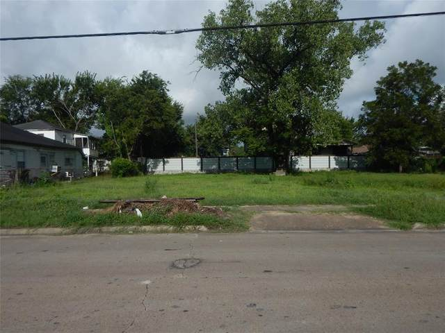 1507 Waco Street, Houston, TX 77020 (MLS #8601473) :: Green Residential