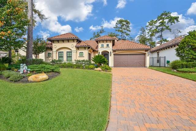 22 Moatwood Court, The Woodlands, TX 77382 (MLS #86016714) :: The Jill Smith Team