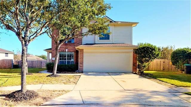 32319 Archer Park, Conroe, TX 77385 (MLS #86022288) :: Caskey Realty
