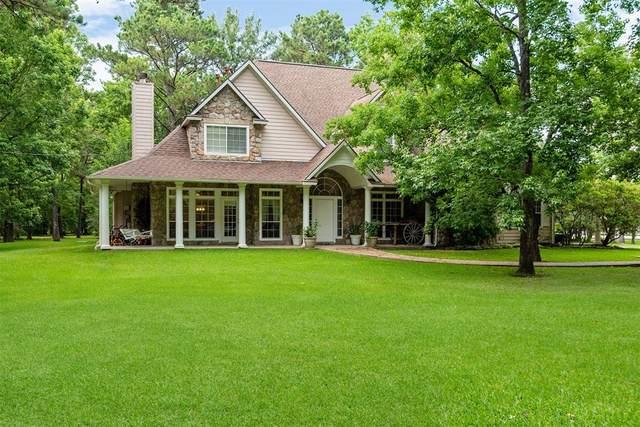 214 Spanish Cove Drive, Crosby, TX 77532 (MLS #86027609) :: The Property Guys