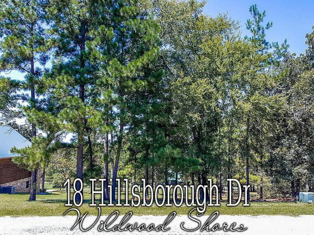 18 Hillsborough Drive, Huntsville, TX 77340 (MLS #86033242) :: Mari Realty