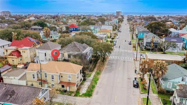 1814 33rd Street, Galveston, TX 77550 (MLS #8603440) :: Michele Harmon Team