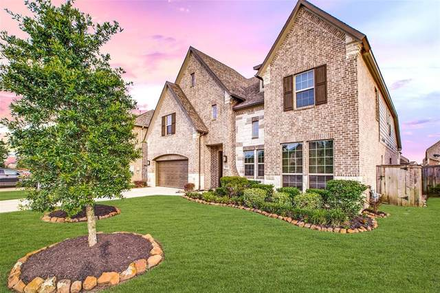 9610 Brawley Creek, Humble, TX 77396 (MLS #86036013) :: The SOLD by George Team