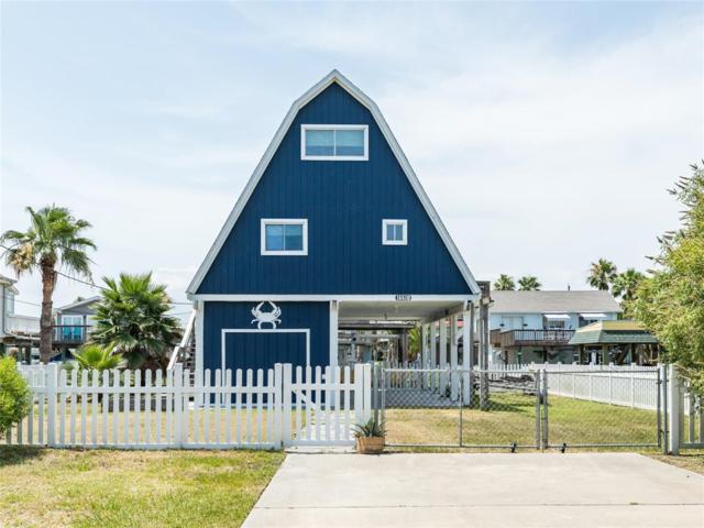 16610 Nassau Way, Jamaica Beach, TX 77554 (MLS #86080132) :: Christy Buck Team