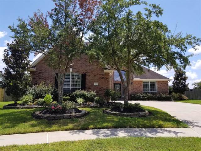 1618 Gable Park Court, Pearland, TX 77581 (MLS #86091181) :: Connect Realty