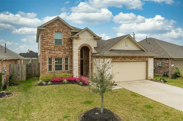643 Century Oaks Lane, La Marque, TX 77568 (MLS #8609484) :: The Sansone Group
