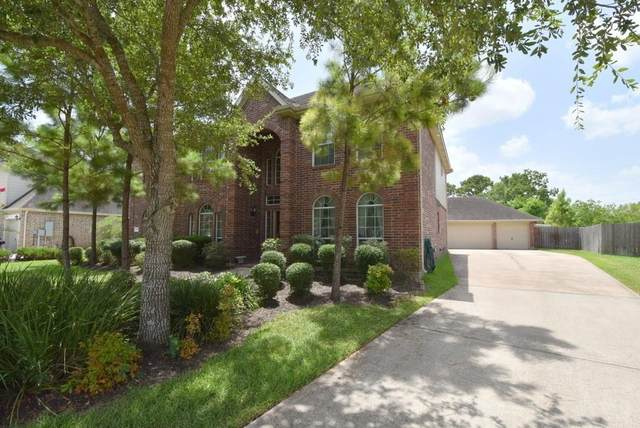 208 Falcon Lake Circle, Friendswood, TX 77546 (MLS #86098721) :: The SOLD by George Team