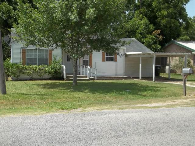 307 W North Street, Weimar, TX 78962 (MLS #86100227) :: The SOLD by George Team