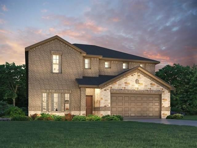 3627 Dry Creek Drive, Missouri City, TX 77459 (MLS #86106255) :: The Wendy Sherman Team