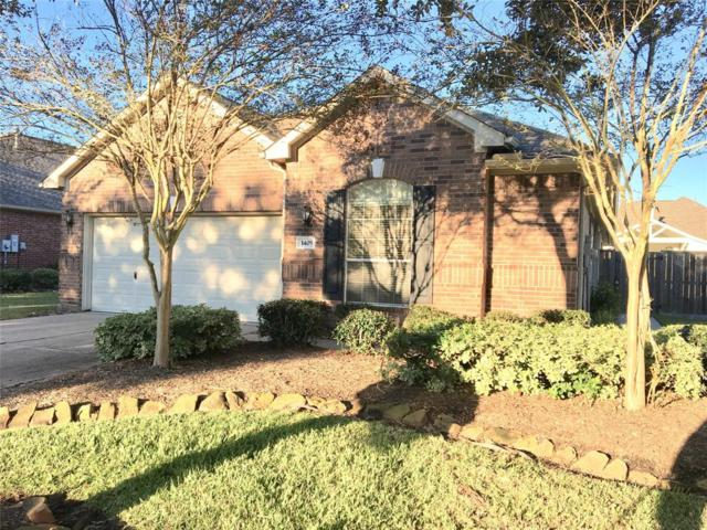1405 Capri Place Lane, Pearland, TX 77581 (MLS #86108011) :: JL Realty Team at Coldwell Banker, United