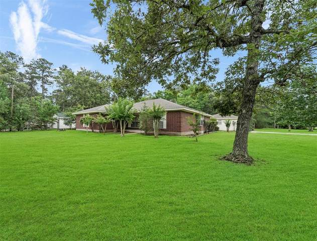600 Bob Link Street, Magnolia, TX 77355 (MLS #86110809) :: My BCS Home Real Estate Group