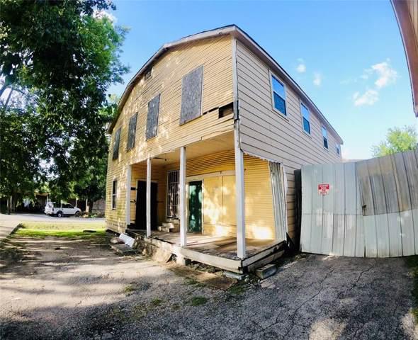 2514 Gano Street, Houston, TX 77009 (MLS #86111458) :: The Heyl Group at Keller Williams
