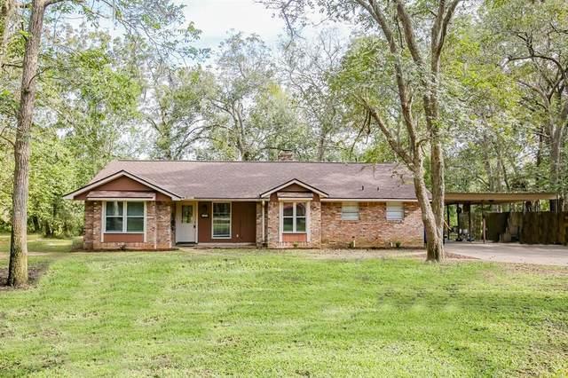 520 Pecan Estates Road, Angleton, TX 77515 (MLS #86112409) :: All Cities USA Realty