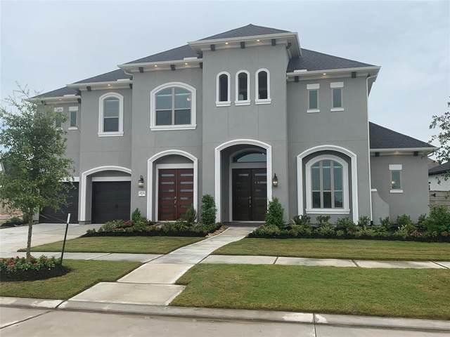 4804 Oak Landing Drive, Manvel, TX 77578 (MLS #8613480) :: The SOLD by George Team