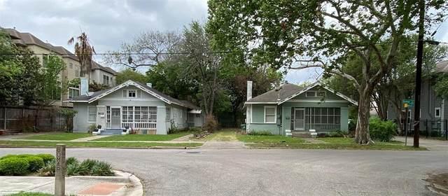 502 Bomar Street, Houston, TX 77006 (#86143706) :: ORO Realty
