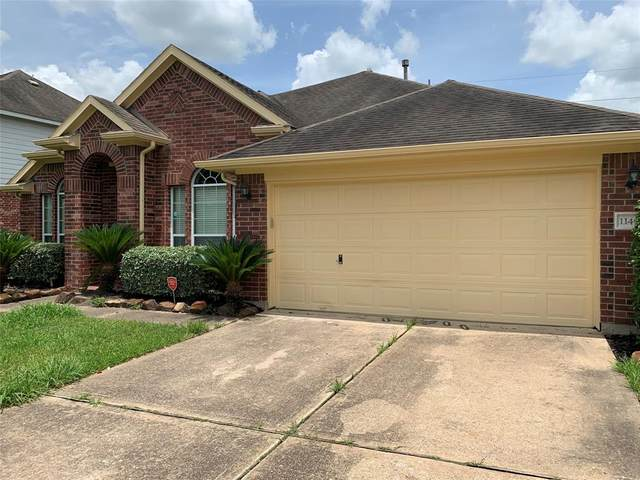11401 Easton Springs Drive, Pearland, TX 77584 (MLS #86157880) :: Christy Buck Team