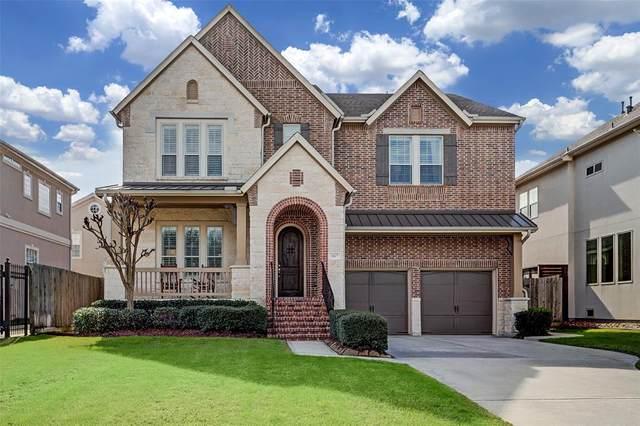 3817 Drummond Street, Houston, TX 77025 (MLS #86163466) :: The Sansone Group