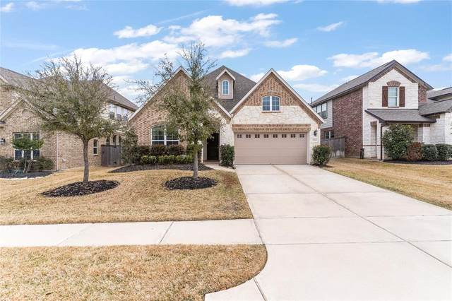 10942 Sarah Bluff Lane, Cypress, TX 77433 (MLS #86167682) :: Connell Team with Better Homes and Gardens, Gary Greene