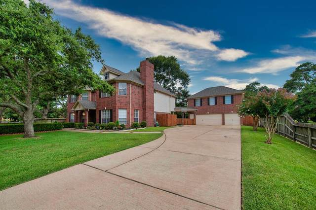 1615 Airline Drive, Katy, TX 77493 (MLS #86183672) :: The Property Guys