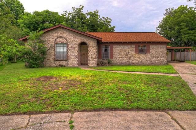 6043 Birchmont Drive, Houston, TX 77092 (MLS #86192243) :: The Sansone Group
