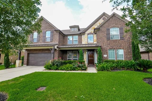 6010 Green Meadows Lane, Katy, TX 77493 (MLS #86223832) :: The Heyl Group at Keller Williams