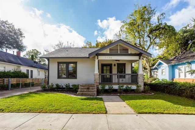 1126 Jerome Street, Houston, TX 77009 (MLS #86227679) :: The Freund Group
