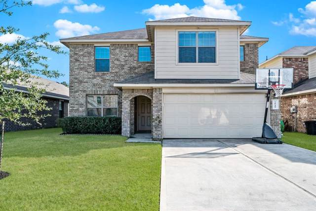 2018 Harmon Park Court, Spring, TX 77373 (MLS #86236453) :: Texas Home Shop Realty