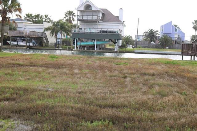 Lot 10 Jolly Roger, Jamaica Beach, TX 77554 (MLS #86243594) :: Guevara Backman