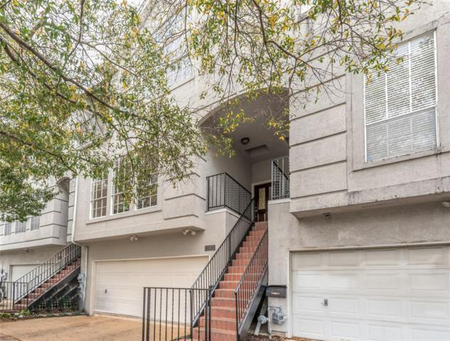 2012 Fairview Street B, Houston, TX 77019 (MLS #86262180) :: Texas Home Shop Realty