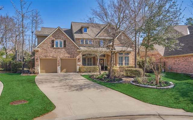 22 Kittatinny Place, The Woodlands, TX 77389 (MLS #86265127) :: Michele Harmon Team