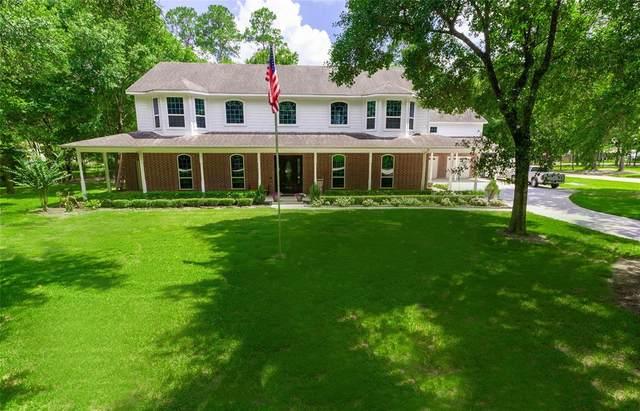 2 Maple Glen Drive, Tomball, TX 77375 (MLS #86265405) :: Giorgi Real Estate Group