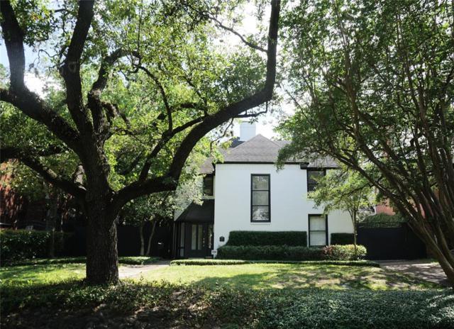 2039 University Boulevard, Houston, TX 77030 (MLS #86268237) :: Oscar Fine Properties