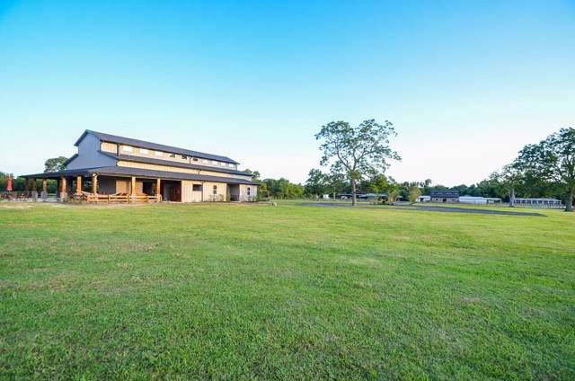 19220 Farm Market 442 Road, Needville, TX 77461 (MLS #86271537) :: Guevara Backman