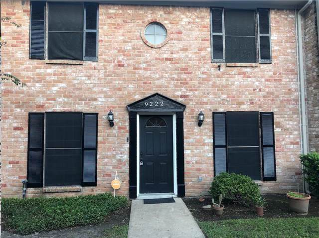 9222 Beechnut Street, Houston, TX 77036 (MLS #86277065) :: Caskey Realty