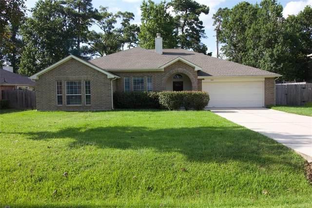 6614 Grant Drive, Magnolia, TX 77354 (MLS #86277350) :: The Bly Team