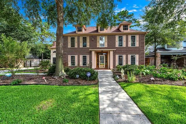 8302 Pine Thistle Lane, Spring, TX 77379 (MLS #86279623) :: The Heyl Group at Keller Williams