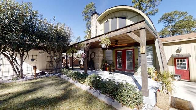 137 Red Oak Drive, Brookeland, TX 75931 (MLS #86283575) :: The Queen Team