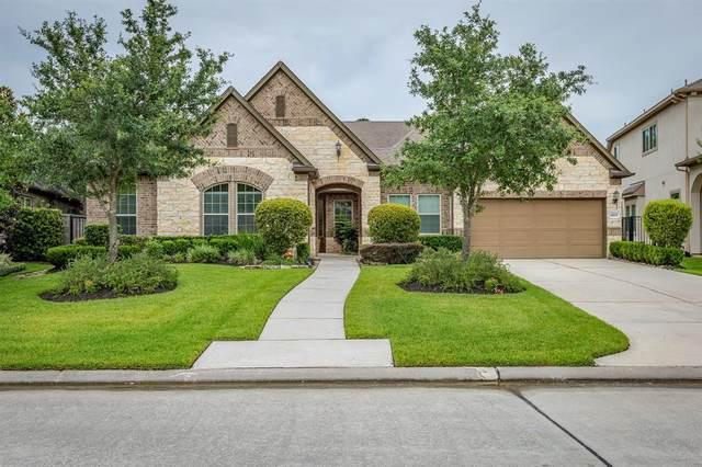 8207 Caroline Ridge Drive, Humble, TX 77396 (MLS #86288802) :: The SOLD by George Team