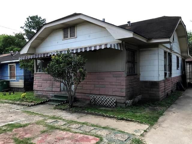 416 De Haven Street, Houston, TX 77029 (MLS #86289636) :: The Freund Group