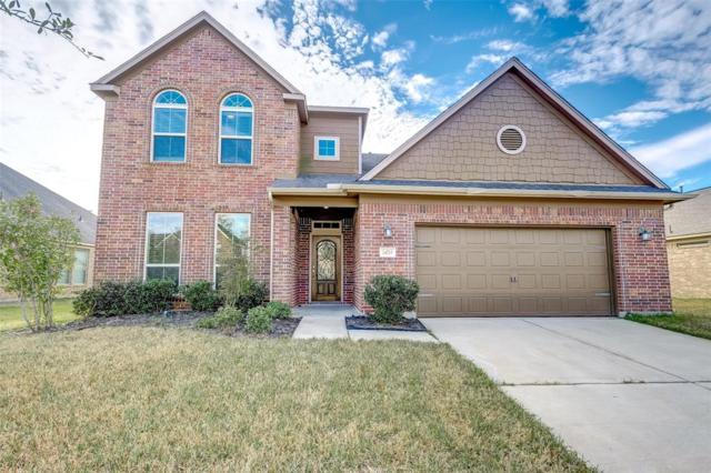 24715 E Burnaby Circle, Spring, TX 77373 (MLS #86293551) :: Fairwater Westmont Real Estate