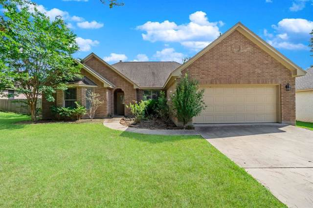 145 April Waters Drive W, Montgomery, TX 77356 (MLS #86308418) :: Giorgi Real Estate Group