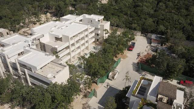 0 Residencial Boca Zama Carr #402, Tulum Quintana Roo, TX 77730 (MLS #86315356) :: The Bly Team