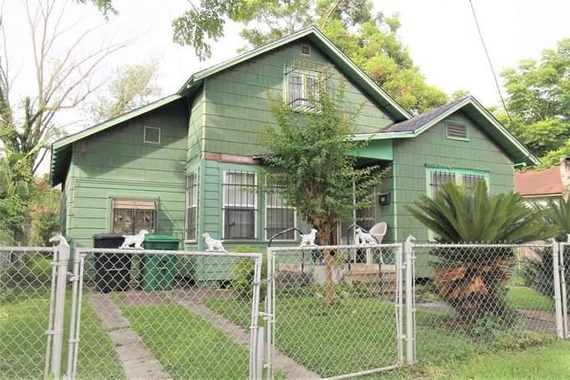 7122 Avenue N, Houston, TX 77011 (MLS #86316586) :: Ellison Real Estate Team