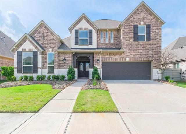 4431 Cottonwood Creek Lane, Manvel, TX 77578 (MLS #86325353) :: The SOLD by George Team